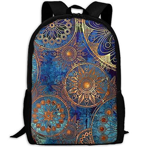 HOJJP Mochila escolar Most Durable Lightweight Cool Rucksack Daypack For Outdoor Camping Retro Design (Harley Quinn Von Vans)