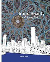 Iran's Beauty: A Coloring Book
