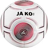Jako Futsal Balón de fútbol, color blanco/antracita/Flame, 4