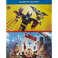 Lego Batman, le film + La Grande Aventure Lego - Coffret Blu-ray 3D - DC COMICS