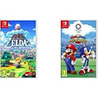 The Legend of Zelda: Link's Awakening & Mario & Sonic at The Olympic Games Tokyo 2020