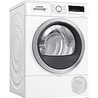 Bosch Serie 4 WTR85V01FF sèche-linge Autonome Charge avant Blanc 8 kg A++ - Sèche-linge (Autonome, Charge avant, Pompe à…