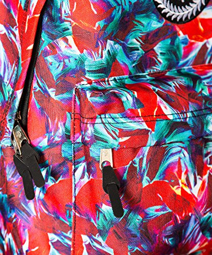 HYPE Nature Garden Backpack - Red Red
