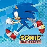 Vajilla, Sonic servilletas