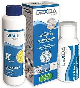 Wasserhygiene Trio Frischwassertank Bis 160 Liter Inkl Dexda Complete Auto