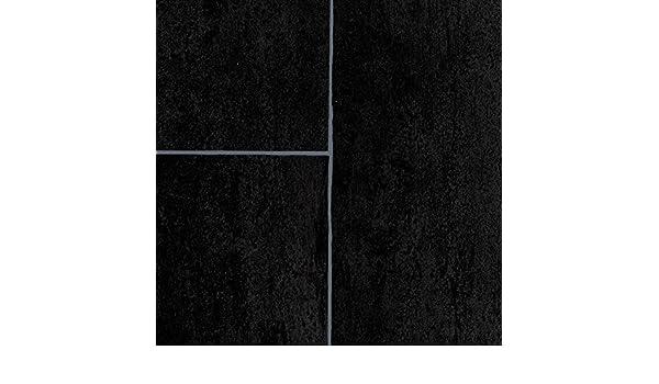 Fußbodenbelag Steinoptik ~ Pvc bodenbelag steinoptik fliesenoptik anthrazit schwarz