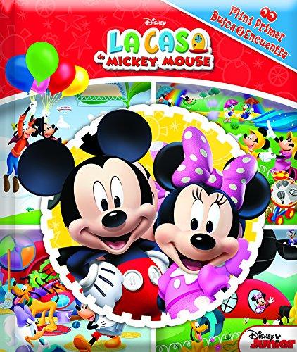 Mini mi primer busca y encuentra. La casa de Mickey (LM1LF) por Mickey