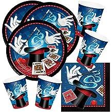 Harry Potter Original Party Set XL 67-teilig 8 Gäste Zauberer Magier