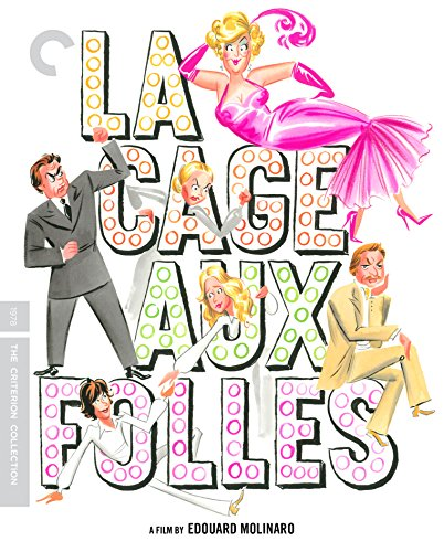 La Cage Aux Folles [The Criterion Collection] [Blu-ray] [2017]