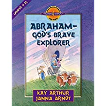 Abraham-God's Brave Explorer: Genesis 11-25 (Discover 4 Yourself Inductive Bible Studies for Kids (Paperback))