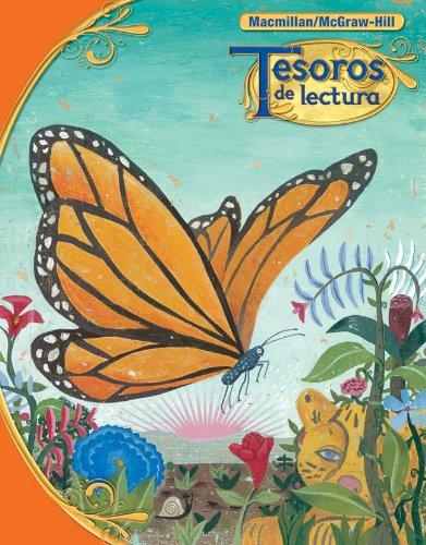 Tesoros de Lectura, a Spanish Reading/Language Arts Program, Grade 3, Student Book, Book 1 (Elementary Reading Treasures) por Mcgraw-Hill Education