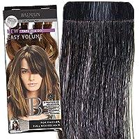 Nastro Facile Balmain estensioni dei capelli umani