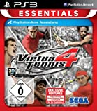 Virtua Tennis 4 Essentials (PS3)