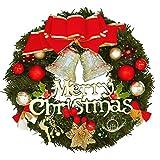 Weihnachten Dekoration Weihnachtskranz Türkranz 35cm weihnachtsgirlande