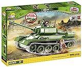 Ejército Pequeño 2452, la Segunda Guerra Mundial rusa T34 / 85, 400 ladrillos de construcción por...