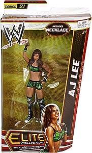 WWE Elite Series 21 AJ Lee Figure