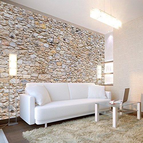 6. Murando   Fototapete Steinoptik 400x280 Cm   Vlies Tapete   Moderne  Wanddeko   Design Tapete   Wandtapete   Wand Dekoration   Steintapete  Steine Stein ...