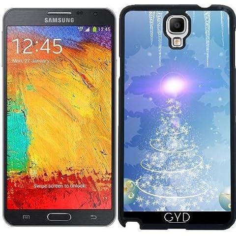 Custodia per Samsung Galaxy Note 3 Neo/Lite (N7505) - Albero Di Natale by nicky2342