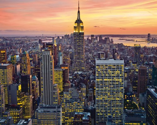 poster-parfait-small-laminated-poster-empire-state-building-poster-measures-40-x-50-cm-approximative