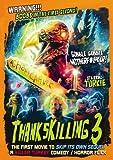 Thankskilling 3 [DVD] [2012] [Region 1] [US Import] [NTSC]