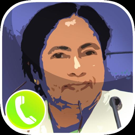 Fake Call Mamata Banerjee Prank