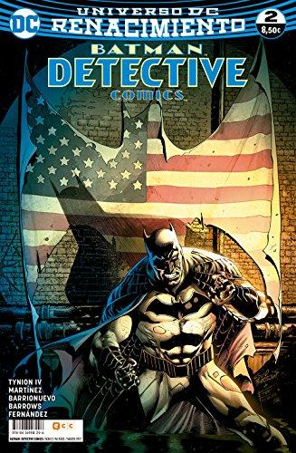 BATMAN: DETECTIVE CÓMICS 2