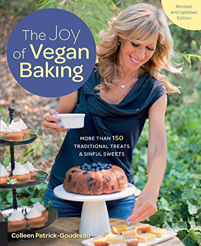 The Joy of Vegan Baking, Revised and Updated (English Edition) por Colleen Patrick-Goudreau