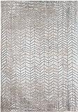 Louis de Poortere Teppich Designer-Herren Jacob 's Leiter 8927-Tribeca, Blau und Grau Farben Mit Moderner, modern, Teppiche, blau, 170x240cm - (5'7x7'10)