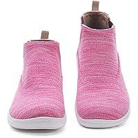UIN Tengwu Knit High Top Autunno Moda Sneaker Scarpe