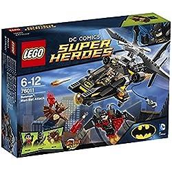 LEGO Super Heroes - DC Batman: El ataque de Man-Bat (76011)
