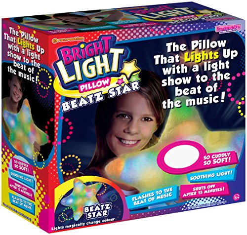 BRIGHTLIGHT PILLOW Luz brillante Almohada blp-beasta Beatz Star Toy