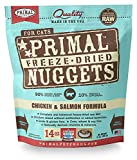 Primal Pet Foods Freeze-Dried Feline Chicken and Salmon Formula, 14oz.