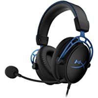 HyperX HX-HSCAS-BL/WW Cloud Alpha S - Gaming Headset with HyperX Virtual 7.1 surround sound and adjustable bass