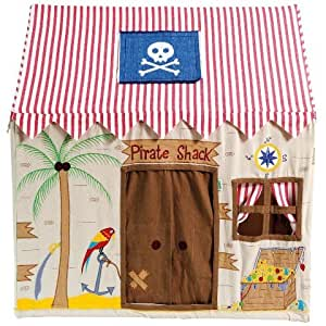 Play Pirate Playhouse Size: Small