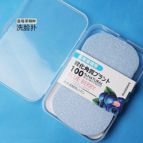 XNWP-Alga naturale Detergente Esfoliante addensato-bashing racchiusa in una casella nera