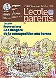 EPE 625 - PETITE ENFANCE : LES DANGERS DES ÉCRANS