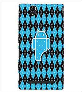 PrintDhaba Android D-5606 Back Case Cover for SONY XPERIA T2 ULTRA (Multi-Coloured)