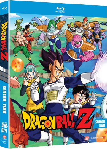 Dragon Ball Z: Season 2 [Reino Unido] [Blu-ray]