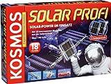 KOSMOS 624712 - Experimentierkasten: Solar Profi