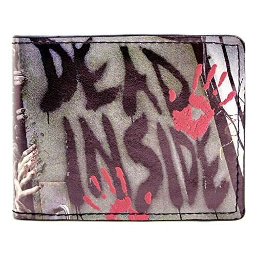 Dead Innerlich tot Mehrfarbig Portemonnaie Geldbörse (Studio Qualität Kostüme)