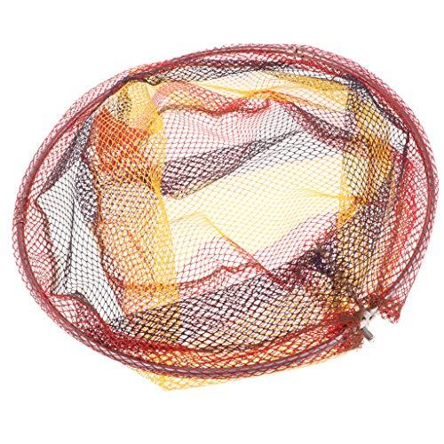 SM SunniMix Nylon Angeln Fischernetz Fischen Wurfnetz Angelnetz Groß Fangnetz für Kajak, Boot, Eisfischen - a
