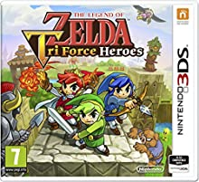 The Legend Of Zelda Tri Force Heroes [import anglais]