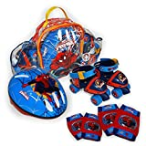 Spiderman Mini Roller in Rucksack Set–Saica Toys 9408