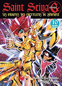 Saint Seiya episode G Edition double Tome 10