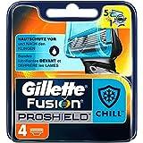 Auslaufmodell Gillette Fusion ProShield Chill Rasierklingen für Männer 4Stück