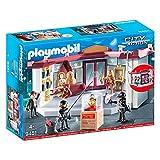 PLAYMOBIL 43728270 Museumsüberfall Spielfiguren Set, Mehrfarbig