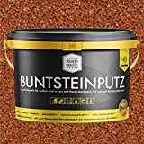 Buntsteinputz orange 20kg