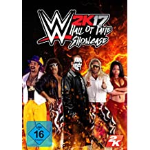 WWE 2K17 - Hall of Fame Showcase Edition DLC [PC Code - Steam]