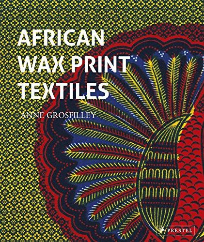African Wax Print Textiles (Für Make-up Kostüme)