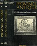 provence antique 2 tomes